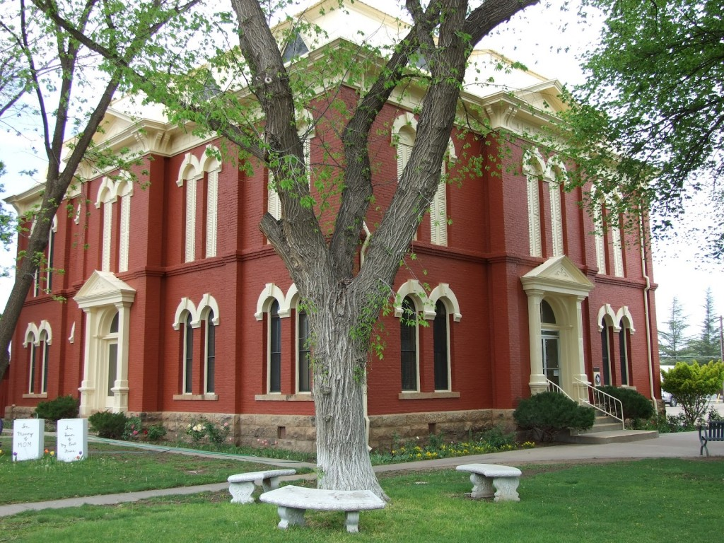Brewster County Court House